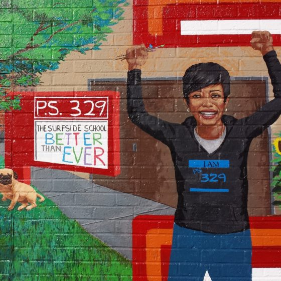 PS 329: Coney Island's Resilience