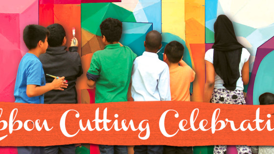 2016 Thrive Collective Mural Celebration