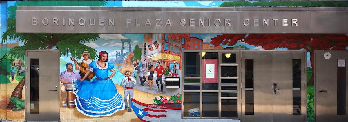Legacy mural in Brooklyn