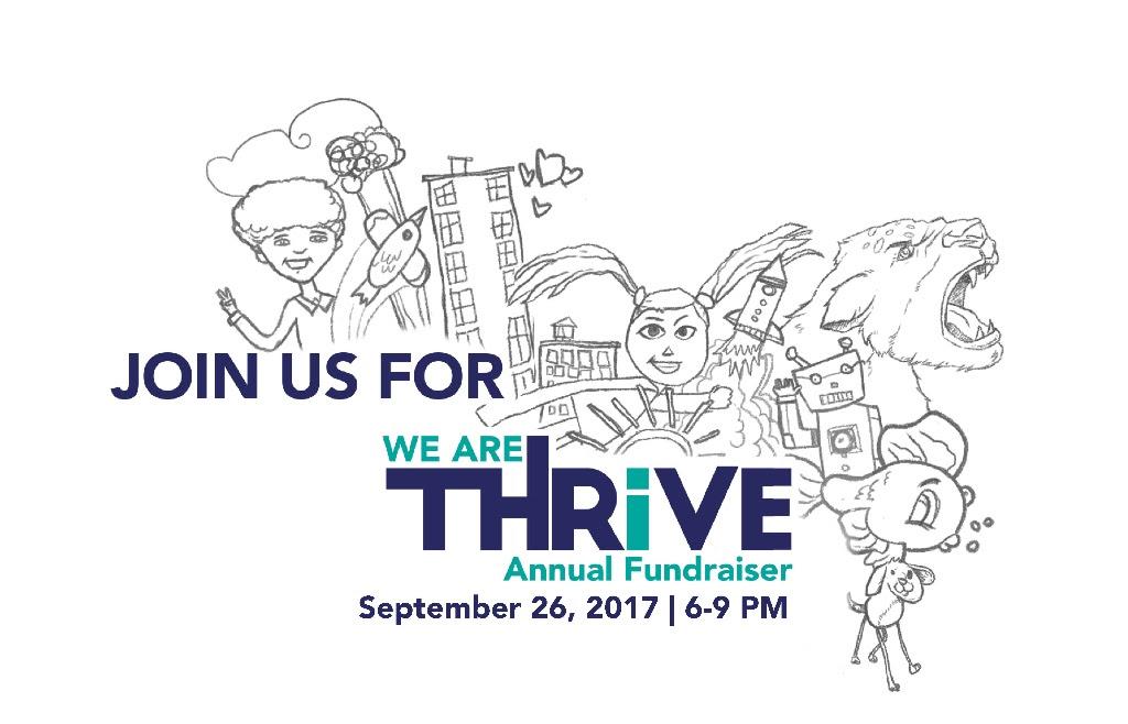 Thrive fundraiser