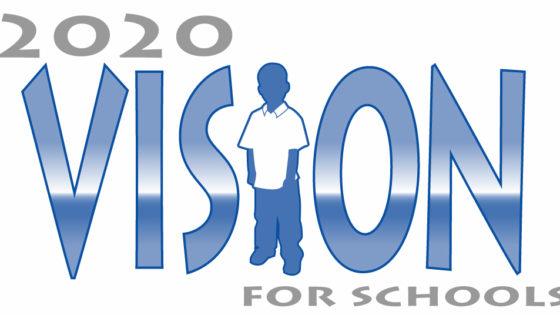 2020 vision for schools logo
