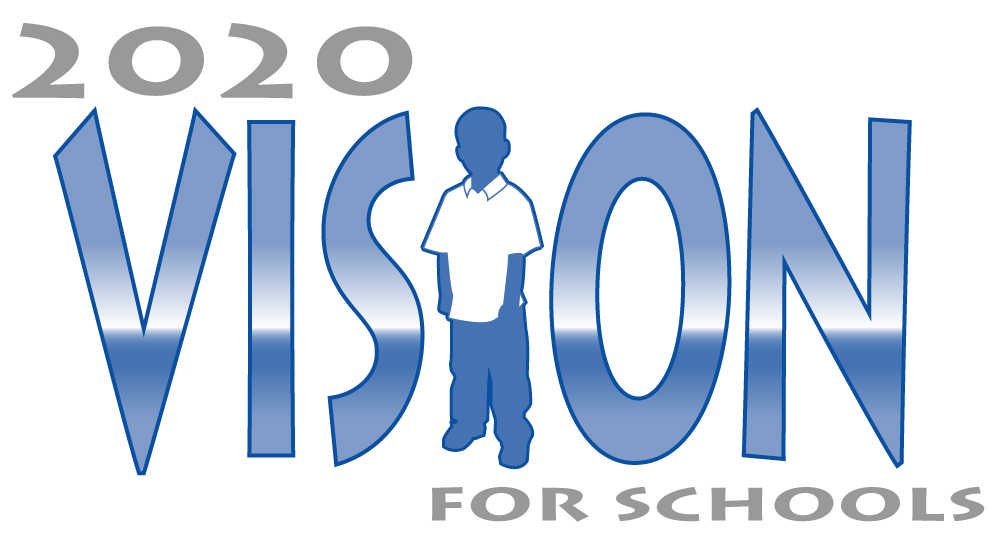 2020 vision for schools logo