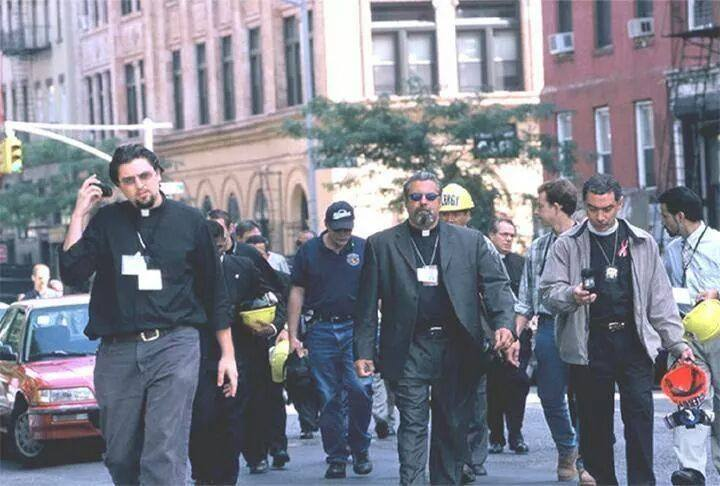 ground zero clergy