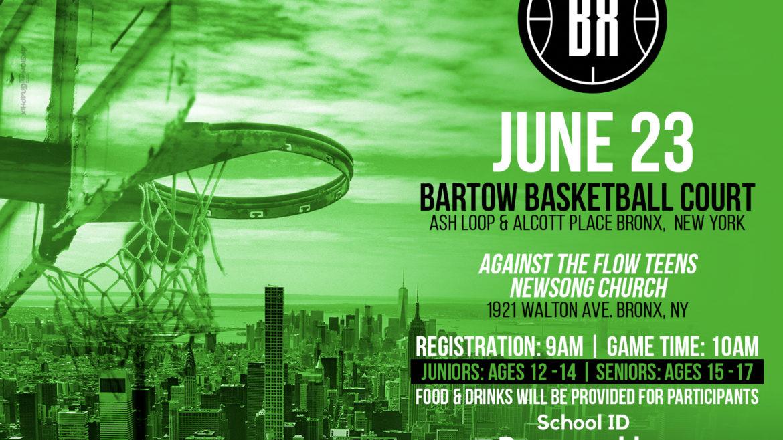 thrive sports 3 on 3 basketball tournament
