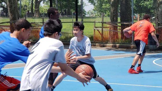 basketball tournament game