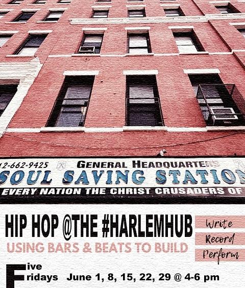 hip hop harlem hub