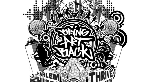 """Bring Art Back"" Harlem hub x Thrive Collective"
