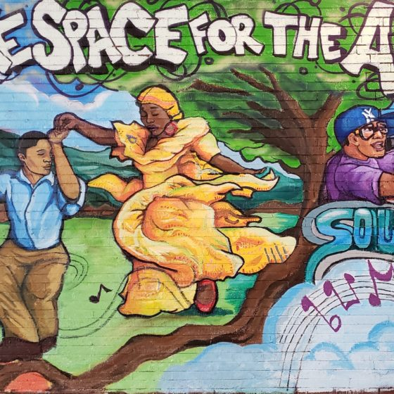 Make Space for the Arts