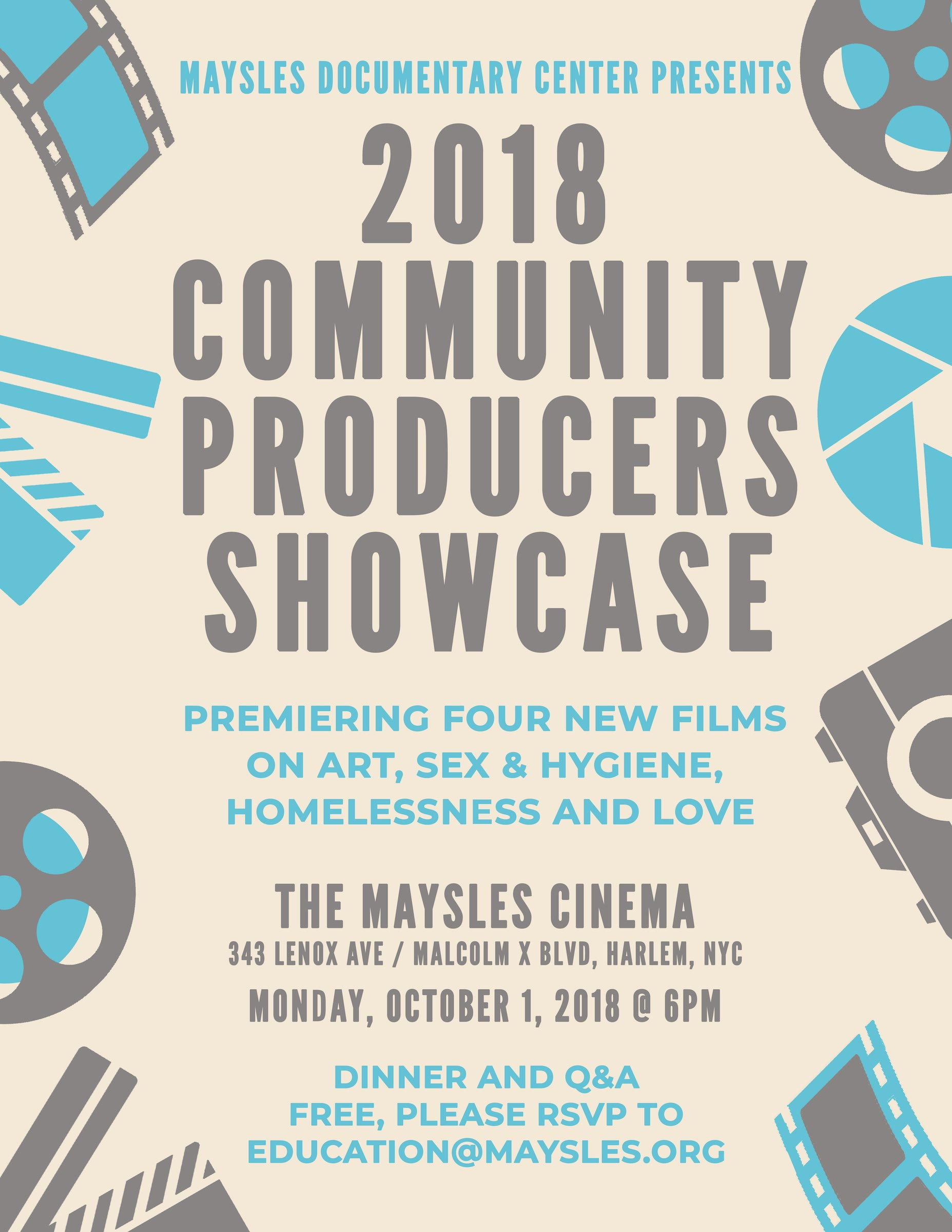 Partner Profile: Maysles Community Producers Thrive Collective