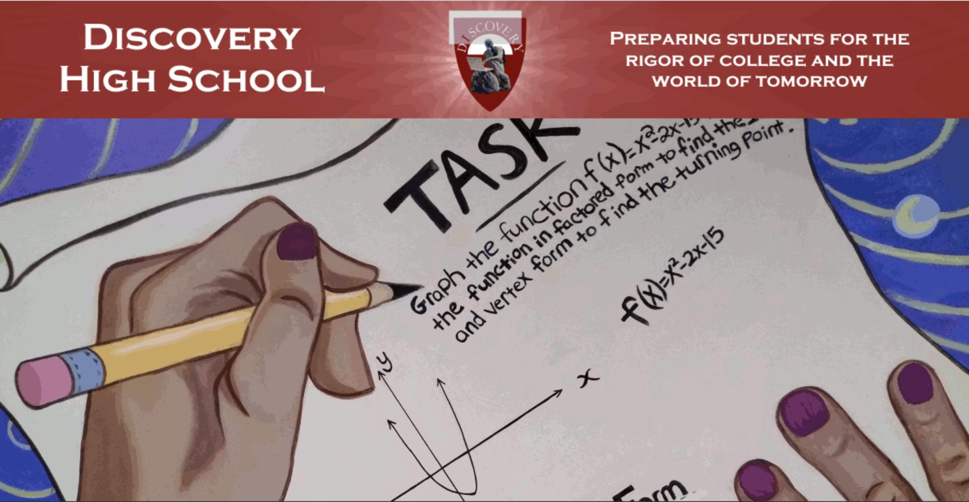 Discovery High School math tasks
