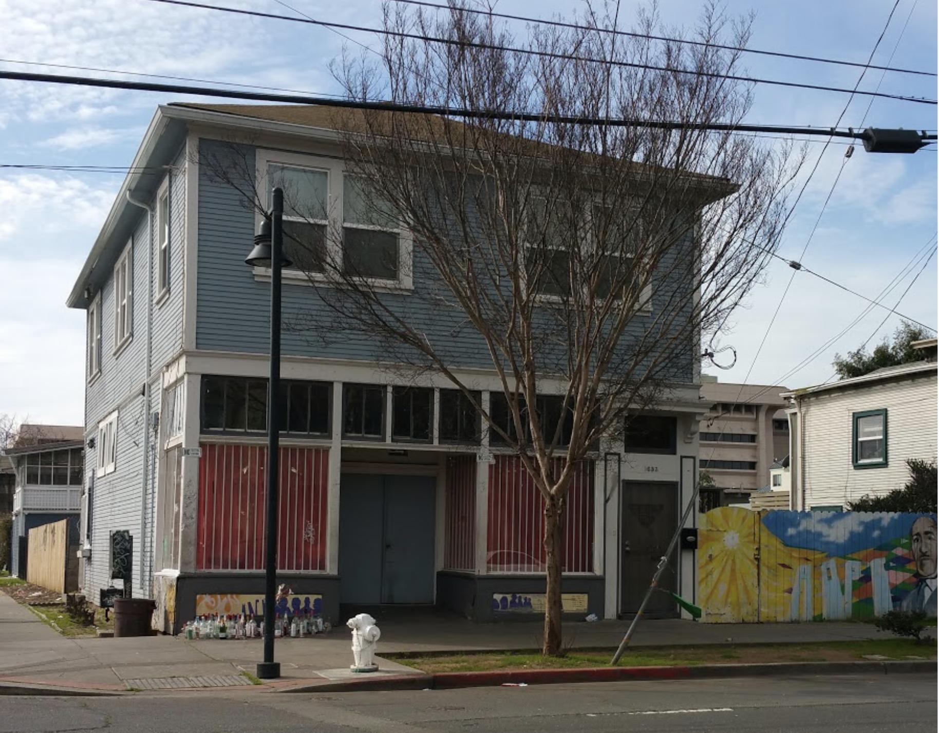 Clorox Oakland location