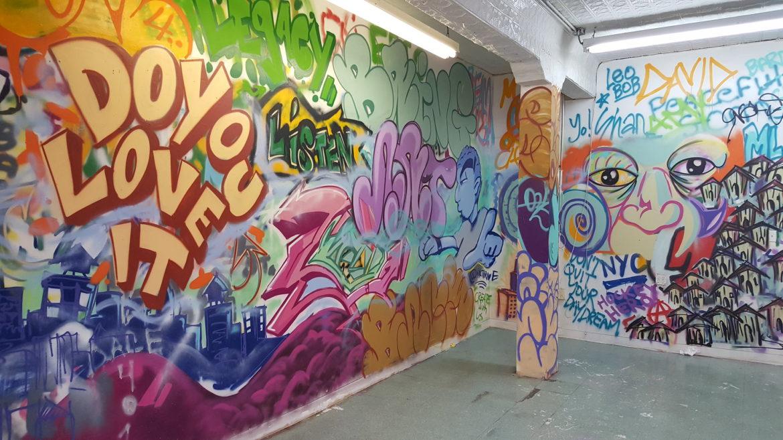 """Do You Love It"" Hub art room"