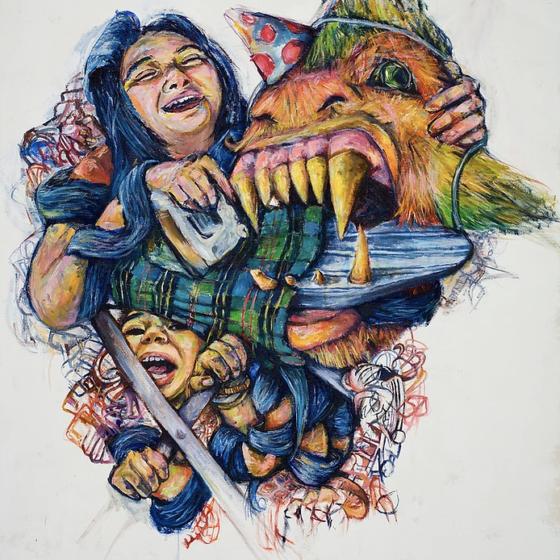 Marissa Molina art
