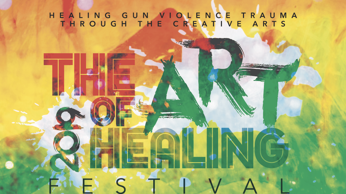 Art of Healing Festival Logo