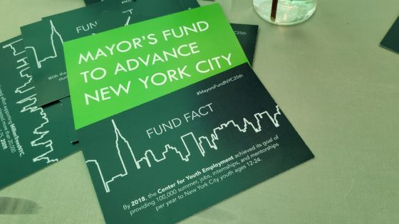 Mayors Fund Facts