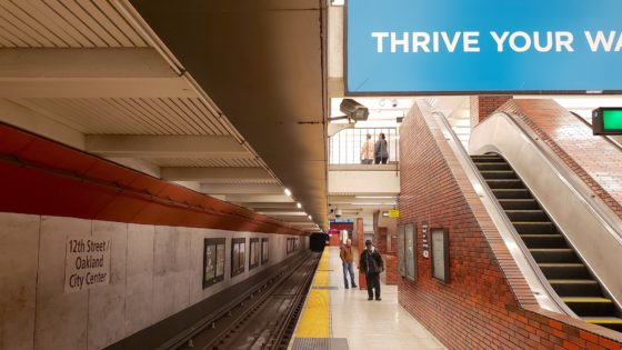 Thrive Your Way in Oakland City Center