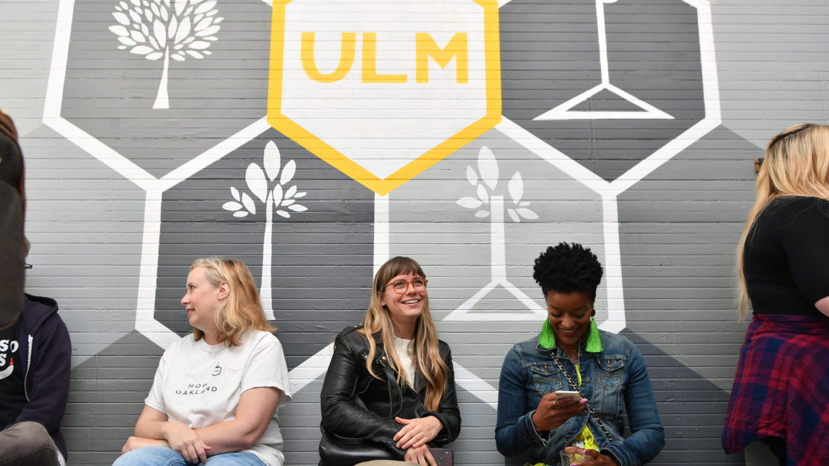 Female Thrive Collective URBANLIFE Mentors