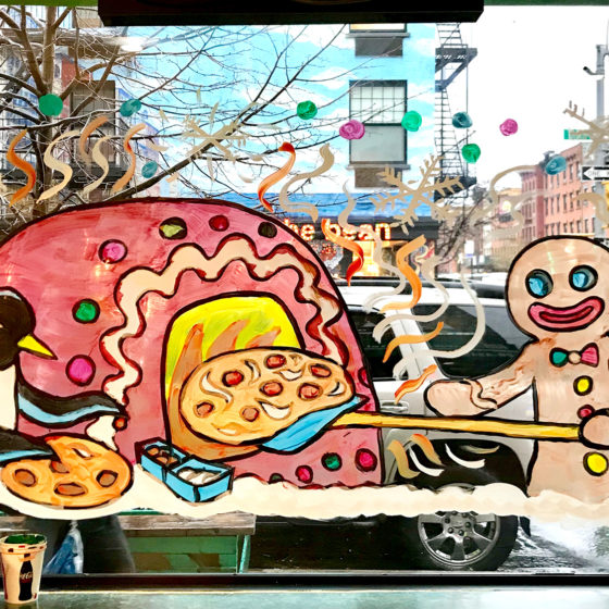 East Village Pizza