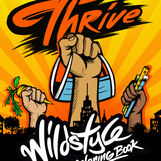 Wildstyle Coloring Book Vol. 1