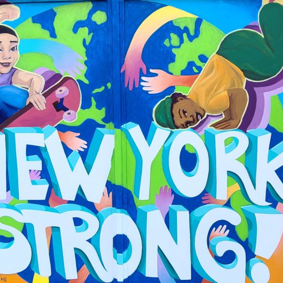 PS 155M: New York Strong