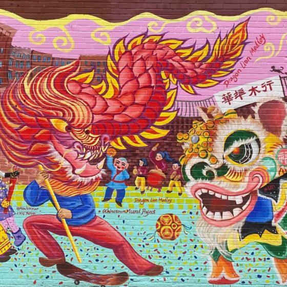 Chinatown: Dragon Lion Medley