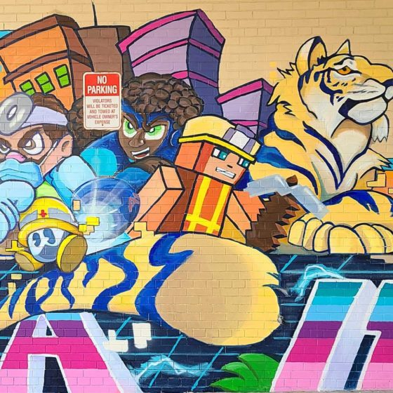 MS 141/RKA: The Arcade