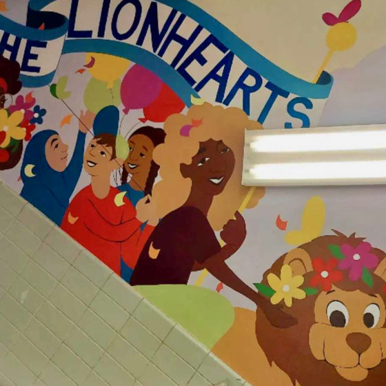 PS 280Q: Home of the Lionhearts